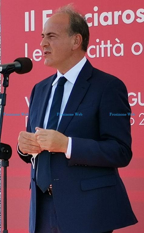 Gianfranco Battisti Amministratore Delegato e Direttore Generale del Gruppo Ferrovie dello Stato