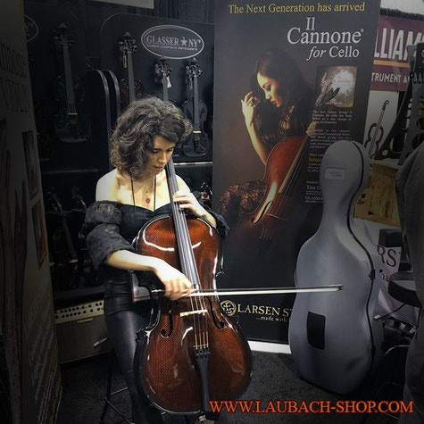 струны IL CANNONE LARSEN для виолончели