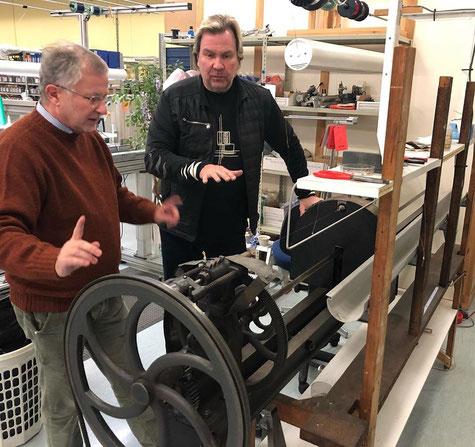 Разработка виолончельных струн Il Cannone на фабрике Larsen в Дании.