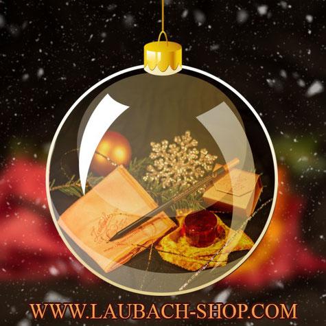 Купить подарочные аксессуары Laubach для скрипки к Новому году!