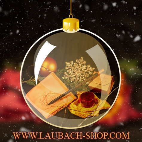 Buy Laubach gift accessories for violin for Christmas and New Year for friends and colleagues!