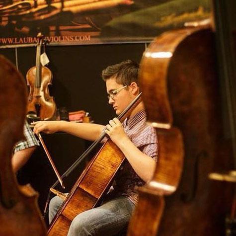 У нас можно купить недорого лучшие струны для  виолончели.