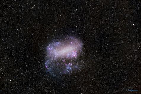 La Gran Nube de Magallanes LMC Large Magellanic Cloud