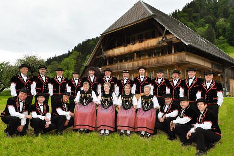 Jodlerklub Marbach 2013