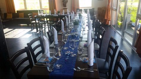 Hochzeit, Taufe, Konfirmation, Firmenfeier, Rottweil, Buffet, Weihnachtsfeier