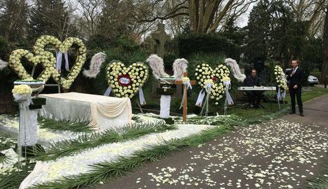 Trauermusik und würdevolle Lieder zur Beerdigung