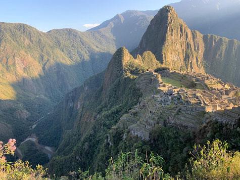 Wanderung nach Machu Picchu mit PERUline