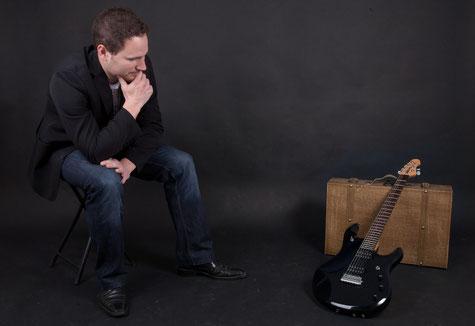 Überlegung Gitarrenunterricht nehmen?