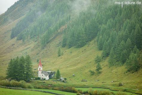 Heilig Geist Kapelle Ahrtal Südtirol