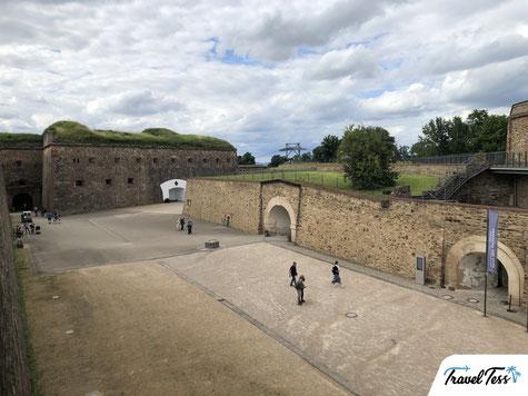 Ehrenbreitstein Fortress bezoeken