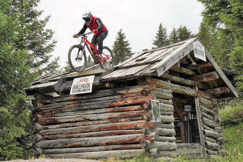 Seilbahn Bikepark Serfaus Fiss Ladis