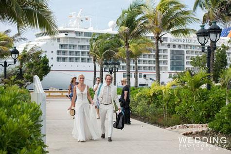 hochzeit-trauung-strand-beach-kreuzfahrt-curacao-karibik