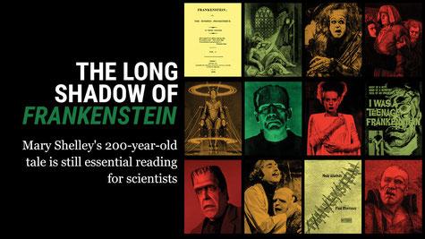 Couverture de la revue Science, janvier 2018