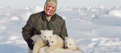 Trump, les glaciers et les ours