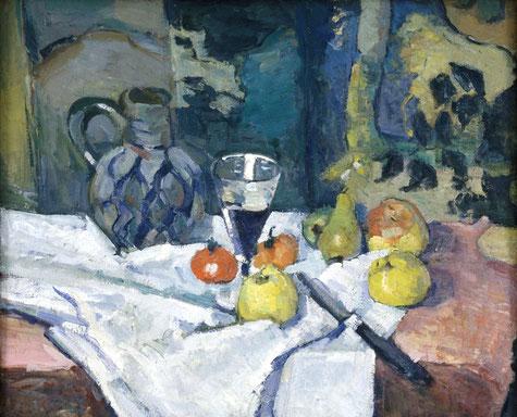 Paul Cézanne, Angladon museum in Avignon