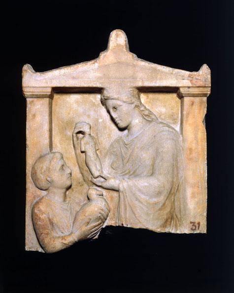Le musée lapidaire à Avignon
