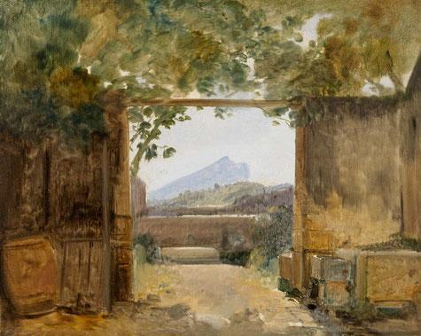 Ein der 12000 Werken des Granet Museum
