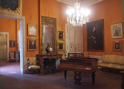 Le palais du Roure à Avignon