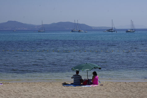 La Ciotat, the beaches