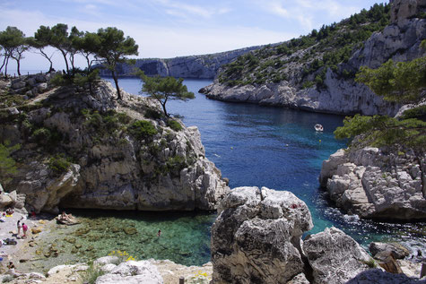 The Sugiton Calanque