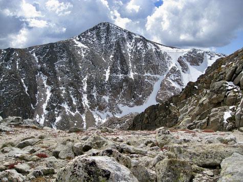 Hallett Peak 3.840 Meter