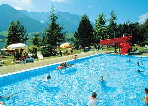 Ferienwohnungen Greiderer Walchsee Winterurlaub