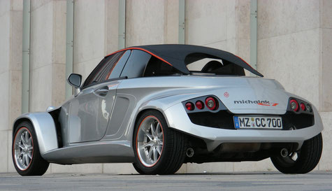 Michalak C7 - Kit Car Serienfertigung