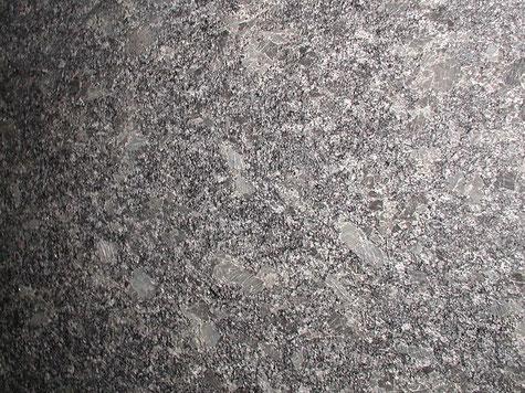 Ein grauer Naturstein Steel Grey