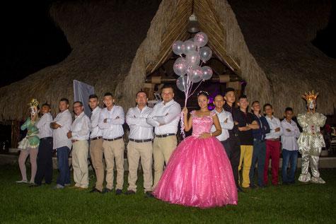 mejores fotógrafos para quinceañeras en Villavicencio