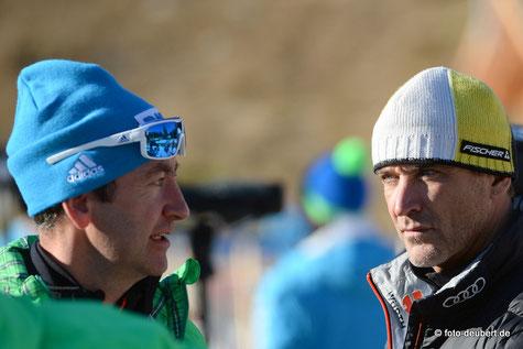 Marko Danz und Rüdiger Schöllmann