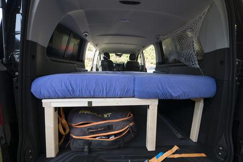 Mercedes-Benz Vito Ausbau Surfvan