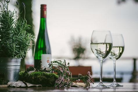 """regionale Speisen und Getränke in der Gastwirtschaft """"Altes Zeughaus"""" (Sächsische Schweiz)"""