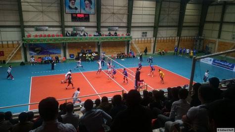 Teheran vs. Bandar Abbas (1.Liga)