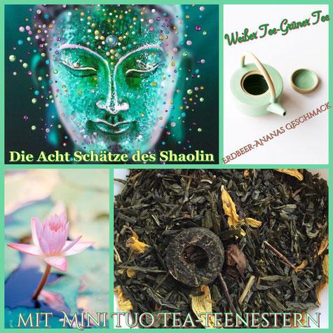 Grüner Tee/Weißer Tee Schleibrise- Tee Kappeln-Onlineshop