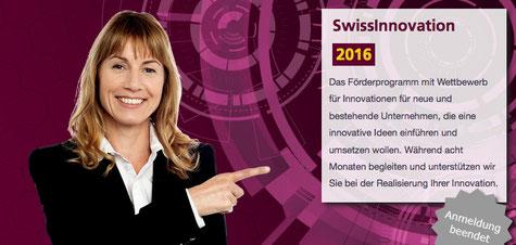 Swiss Innovation Challenge 2016 der Fachhochschule Nordwestschweiz