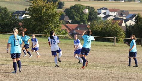 TSV Mardorf vs. TuS Großenenglis II