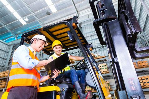 Safety steps aus Weßling: Arbeitsschutz ist Gesundheitsschutz