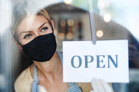 Safety steps aus Weßling: SARS-CoV-2-Arbeitsschutzstandard