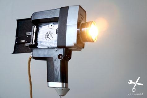 Vermaakt lamp № 002