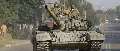 Ukrainekrise - Putin reagiert - Warum der Westen an der Ukraine-Krise schuld ist