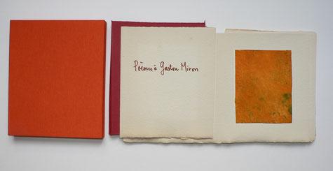 Poèmes à Gaston Miron - Tahar Bekri