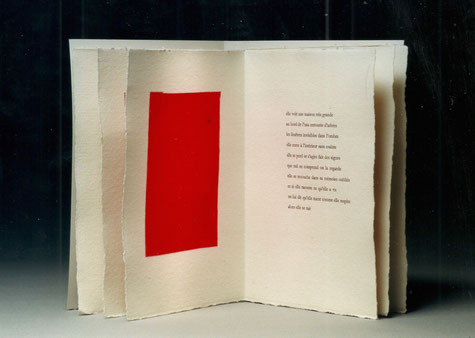 Vue d'un rêve – Claudine Bertrand