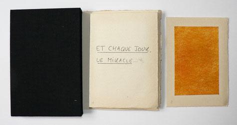 Et chaque jour le miracle – Stéphane Delavet