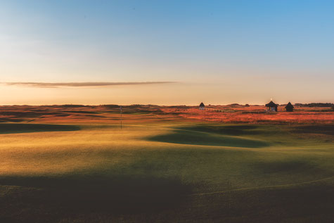 18th HOLE ROYAL ST GEORGE'S GOLF CLUB, home of THE OPEN 2020, FEATURED on the blog for The Open on Broadstairs Apartments website, nearby accomodation providers