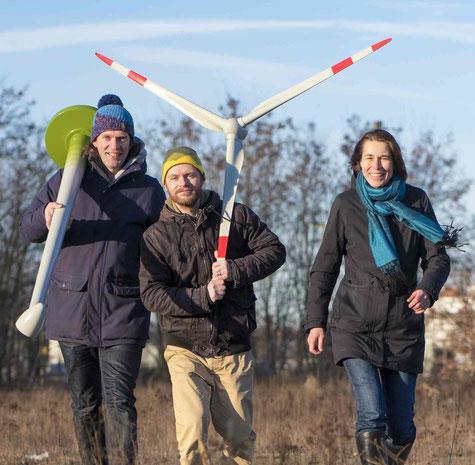 Die BEGenos (v.l.) Sven Punke (Vorstand), Michael Horling (Mitglied) und Katja Muchow (stellv. Aufsichtsratvorsitzende) (c) BEGeno Kerstin Rolfes