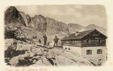 Bild: Obertraun, von Friedrich Simony bis Via Ferrata