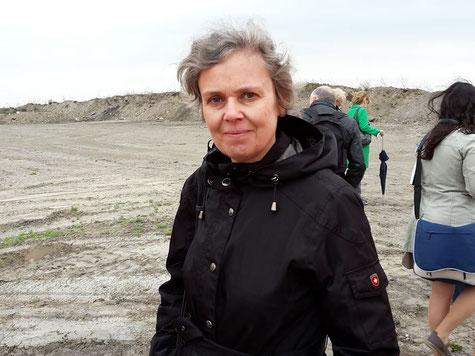 Gitta Weber in Ludwigshafen / Bildquelle: Ralf Keinath