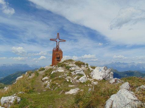 Zauchensee - Arche Gipfel - Tagweidegg - Schwarzkopf - Gamskogel