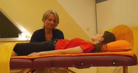 CranioSacrale Yogatherapie - Ganzheitliche Körperarbeit bei Inner Ocean Annette Voigt in Ammersbek-Hoisbüttel