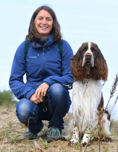 Annika Mütze und Qing Henry vom Belauer See, Foto: Claudia Bruhn